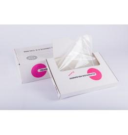 Fogli cellophane per affettati (confezione da 2,5 kg)